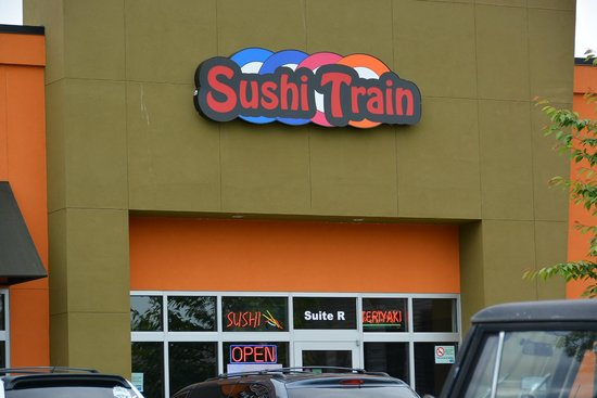 Lacey, WA: Sushi Train - Tallon Ln