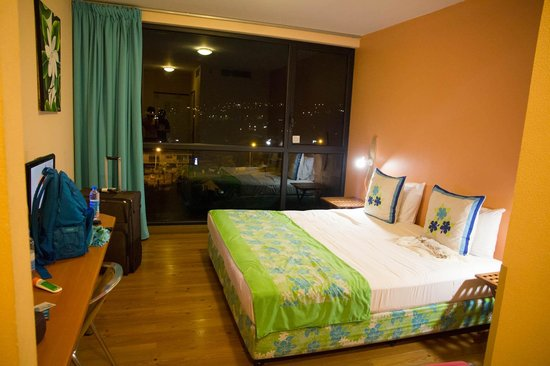 Tahiti Airport Motel: Cosy room, I like it a lot