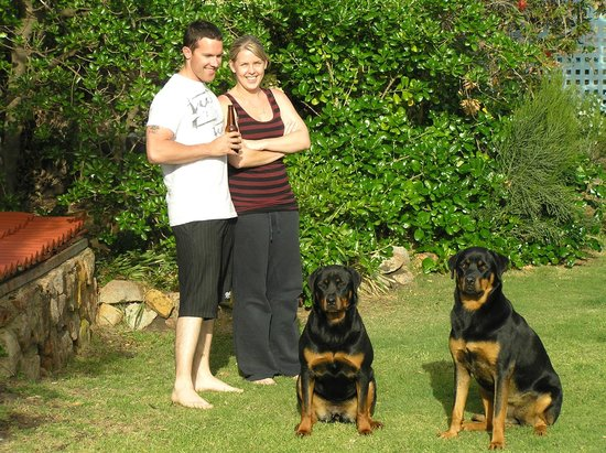 Dog/pet friendly Beachside Prevelly Villas,Margaret River