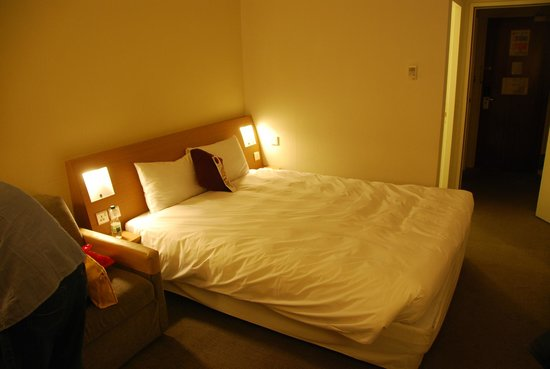 Novotel London Heathrow: chambre