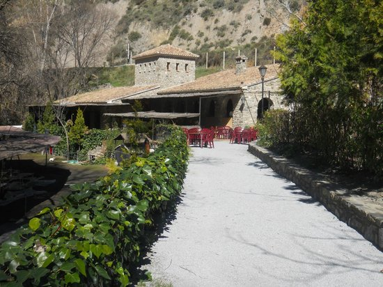 Guejar Sierra, : la fabriquilla