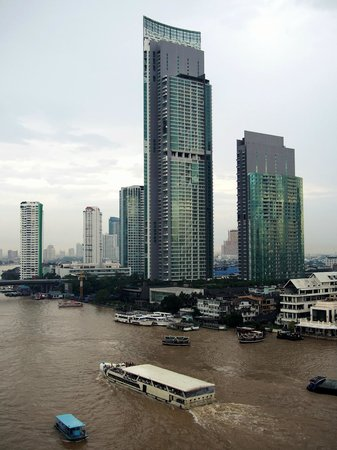 Mandarin Oriental, Bangkok: Suites with great views of the river