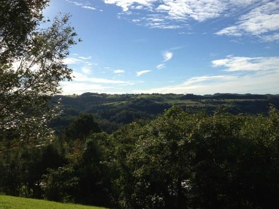 Maleny, Australia: View 3 from cabin 1