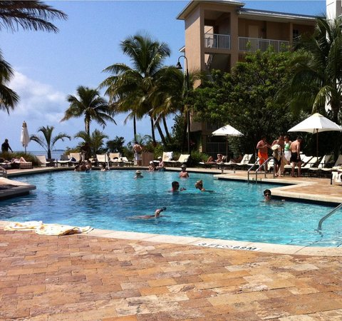 Key West Marriott Beachside Hotel : Pool
