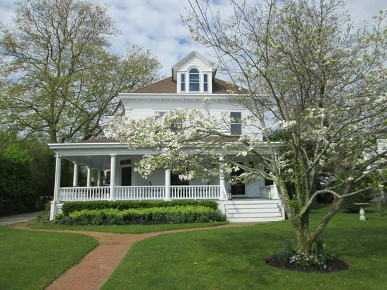 Greenport, NY: Fordham House