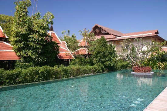 Siripanna Villa Resort &amp; Spa: The pool