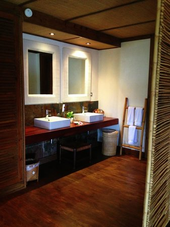 Zoetry Agua Punta Cana: Bathroom area