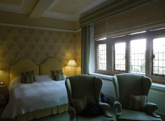 Baslow, UK : Haddon Room