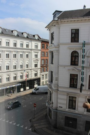 Andersen Hotel Copenhagen: View from the Room