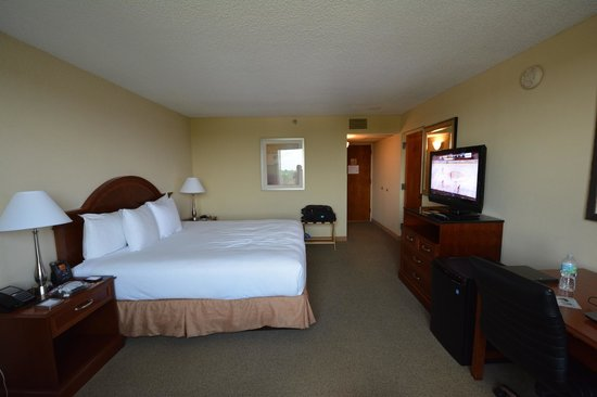 Hilton Altamonte Springs - My room