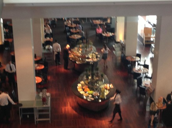 Hilton Copenhagen Airport: Overview of breakfast
