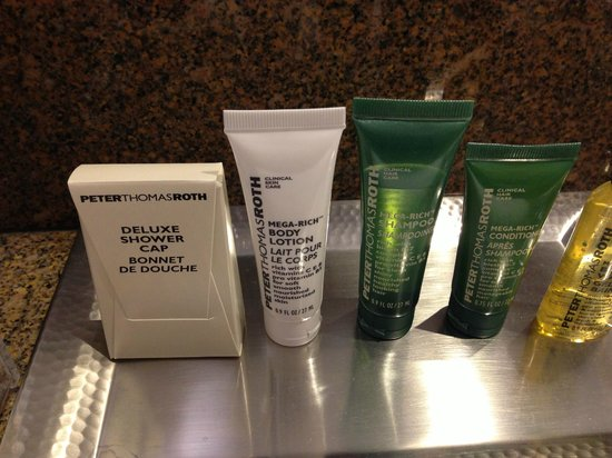 Hilton Copenhagen Airport: Bathroom amenities