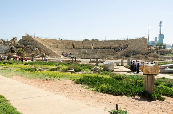 Caesarea attractions