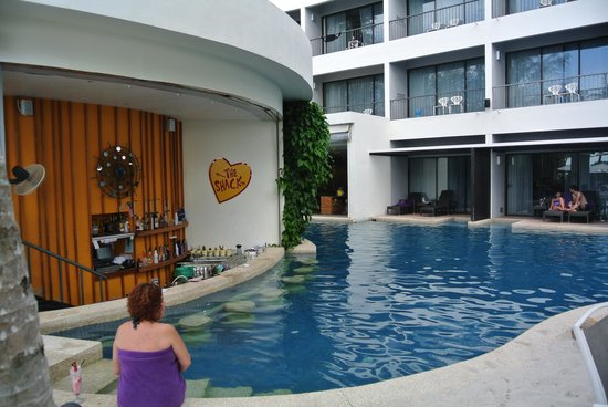 Hard Rock Hotel Penang: The shack