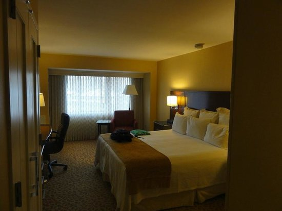 Washington Marriott Wardman Park Hotel: Room
