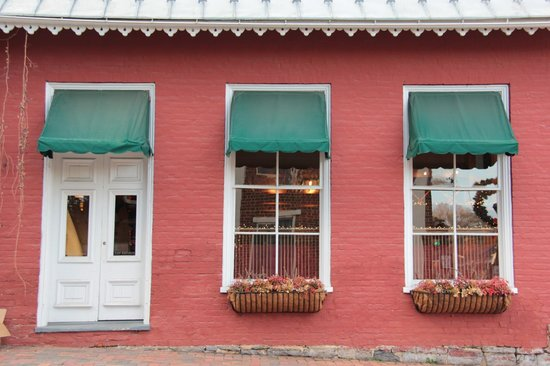 Lexington, Virginie : Red Hen