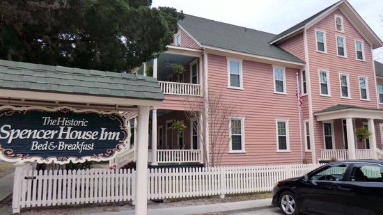 St. Marys, GA: Spencer House Inn