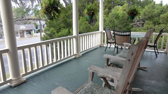 St. Marys, GA: Deck
