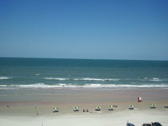 Holiday Inn Resort Daytona Beach Oceanfront: View from Room