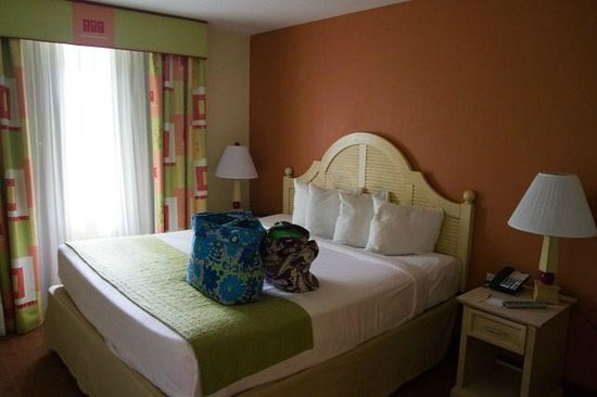 Nickelodeon Suites Resort: bedroom