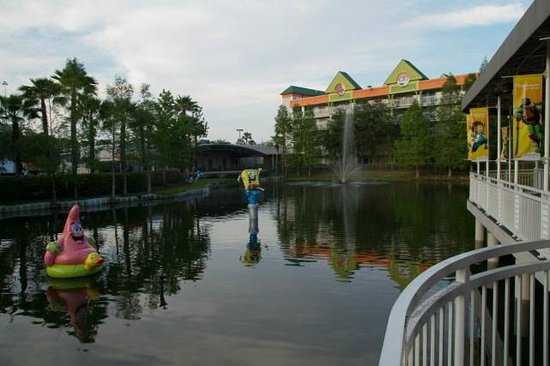 Nickelodeon Suites Resort: outside view