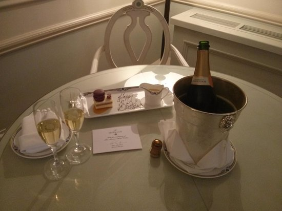 The Merrion Hotel: A very warm welcome