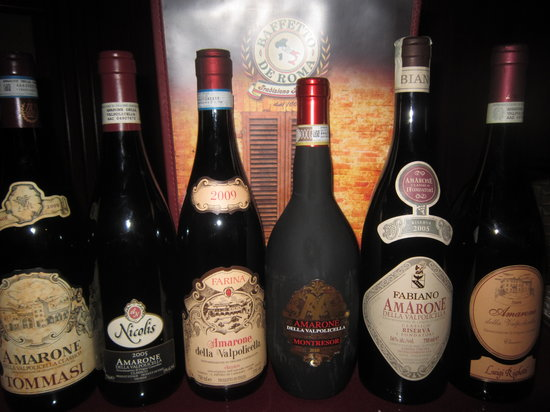 Bromont, Canad: L&#39;Amarone Classico est tout simplement le nectar le plus blouissant de la rgion de Valpolicell