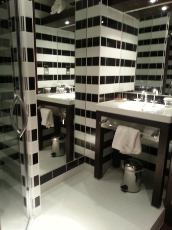 Dakota Nottingham: Standard bathroom