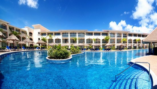 Sandos Riviera Beach Resort & Spa : Select Club Area