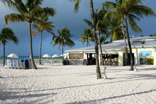 Southernmost on the Beach: Beach & Cafe