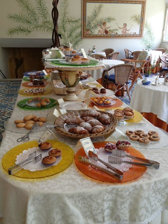 Antiche Mura Hotel: Breakfast Buffet
