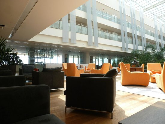 Rixos Hotel Libertas: Seating area