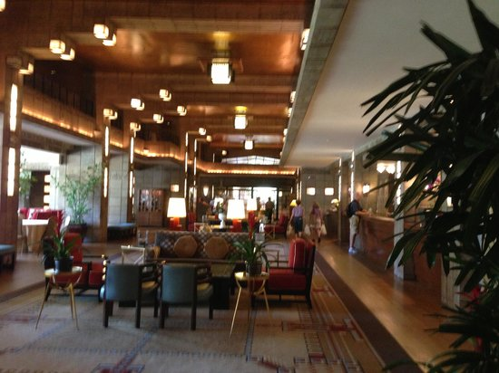 Arizona Biltmore: Lobby