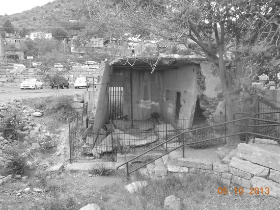 sliding jail Jerome az