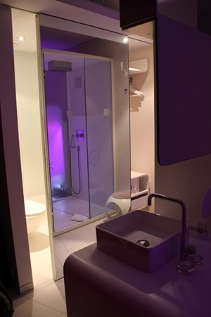 Funky room decor picture of barcelo raval barcelona - Funky bathroom accessories uk ...