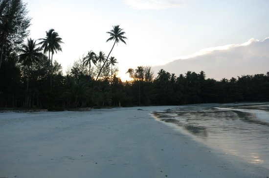 Lagoi, Indonesia: Beach