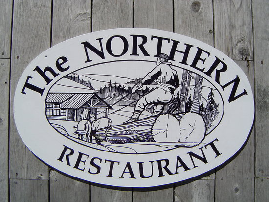 Millinocket, ME: Northern Sign