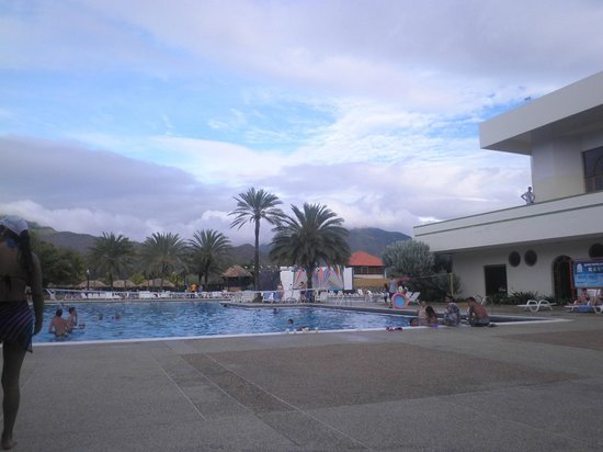 Dunes Hotel & Beach Resort: piscina principal