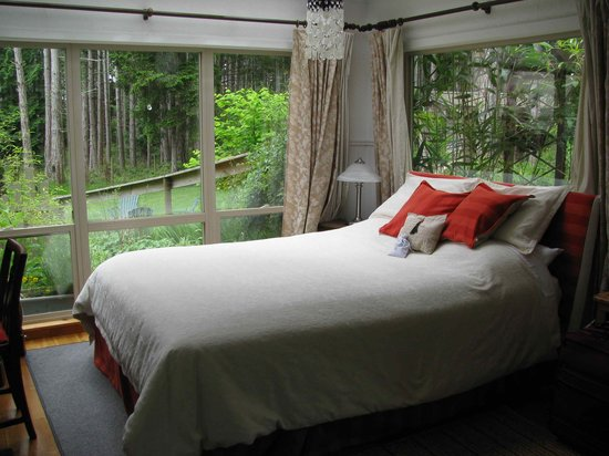 The Garden Room B&B: Comfortable
