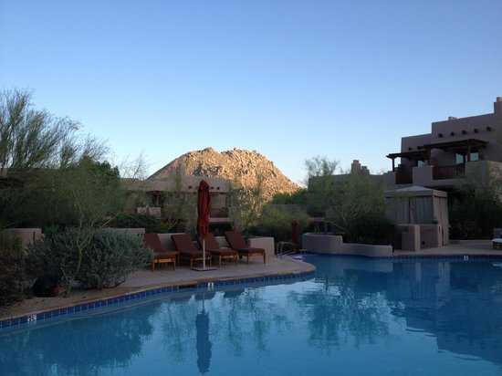 Four Seasons Resort Scottsdale at Troon North: Pool Area