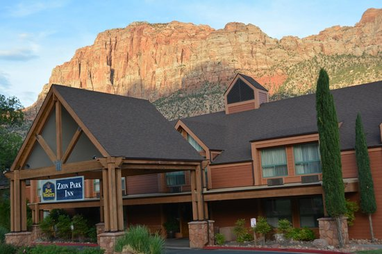 Best Western Zion Park Inn: Best Motel VALUE in my life.