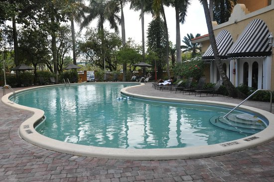Embassy Suites Miami Airport: Swimming pool