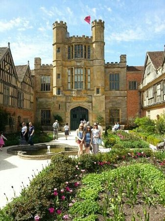 Alcester, UK: Coughton Court May 2013
