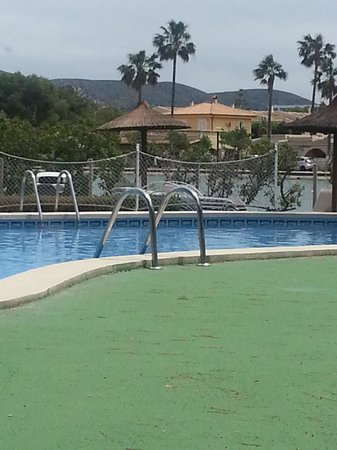 BelleVue Lagomonte : pool on the island