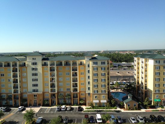 Lake Buena Vista Resort Village & Spa: View from our room