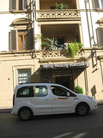 BEST WESTERN Palazzo Ognissanti Hotel: great staff and location