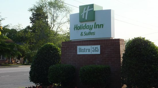 Holiday Inn Hotel & Suites, Williamsburg-Historic Gateway: Holiday Inn Suites Sign 515 Bypass