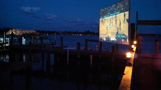Lantana, Floride : Big Screen 