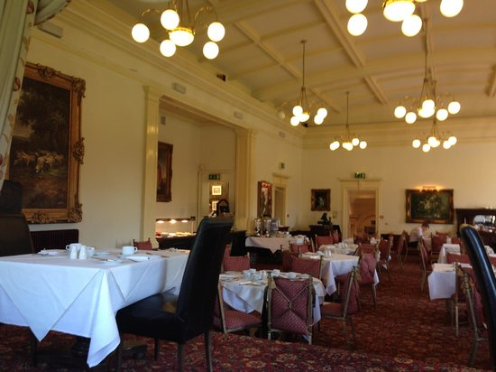 Beamish Hall Hotel: The Eden Room (Breakfast)