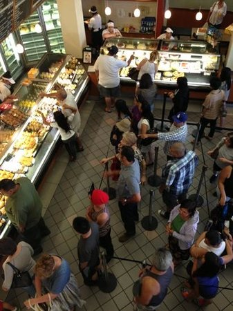 Glendale, CA: Always busy because its soo good!